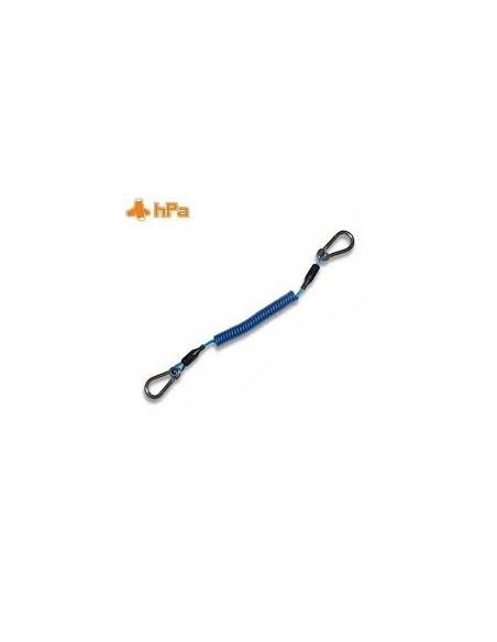 Cordon LEASH HD SMJ Bleu