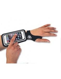 SMARTCUFF - étui téléphone/GPS pour porter au poignet