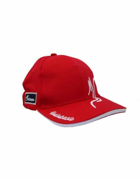 U-CAP - casquette insubmersible - rouge