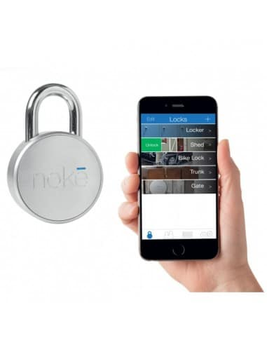 Antivol connecté intelligent bluetooth - Cadenas NOKE