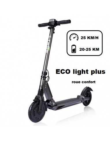 E-TWOW Eco Light Plus, roue gomme tendre [2017] - Trottinette électrique adulte étanche