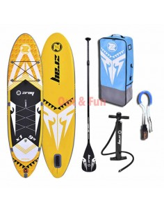 Paddle Gonflable ZRAY X1 X-Rider 9' 9'': New look 2019 !