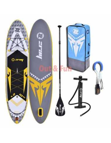 Paddle Gonflable ZRAY X2 X-Rider 10' 10'': New look 2019 !