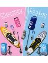 Pack Paddle Chouchou & Loulou (ZRAY X1 & X2)
