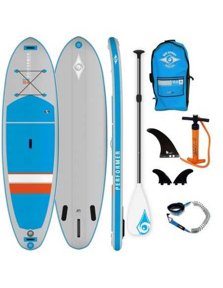 Paddle Gonflable BIC 10'6 Performer AIR EVO (Modèle 2019)