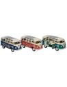 """Bus Volkswagen T1 (1962) """"Peace & love"""" 1:24 (17,8 cm)"""