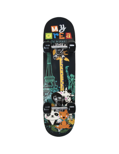 Skateboard Junior Safari - 61 cm