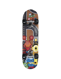Skateboard Junior Little Monster - 61 cm