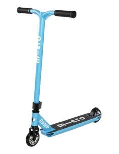 Micro RAMP Trottinette Freestyle Bleue