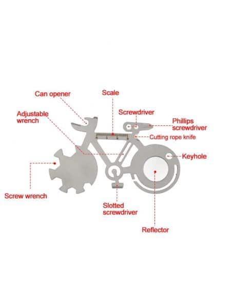 Multi Outils Vélo