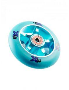 Micro Roue MX 100 mm Bleu