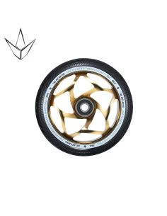 BLUNT Roue 120 MM x 30 mm Tri Bearing BLACK GOLD