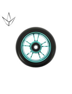 BLUNT Roue 100 MM 10 SPOKES TEAL